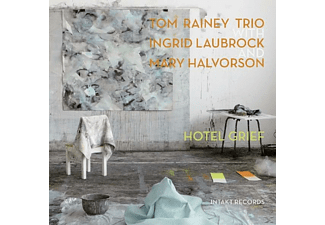 Tom Rainey Trio, Ingrid Laubrock, Mary Halvorson - Hotel Grief - (CD)