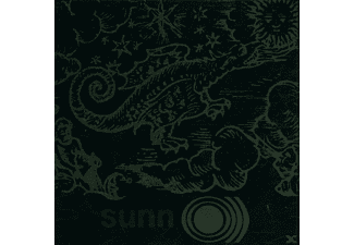 Sunn O))), Sunno - Flight Of The Behemoth [CD]