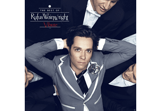 Rufus Wainwright - Vibrate: The Best Of (Limited 2lp Vinyl) - (Vinyl)