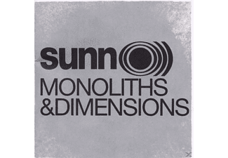 Sunno - Monoliths And Dimensions - (CD)