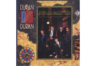 Duran Duran - Seven And The Ragged Tiger (Special Limited) - (Vinyl)