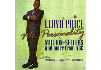 Lloyd Price - Mr.Personality-Million Sellers And More - (CD)