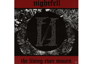 Nightfell - The Living Ever Mourn - (CD)