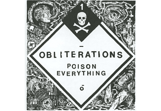 Obliterations - Poison Everything - (CD)