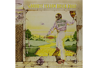 Elton John - Goodbye Yellow Brick Road (40th Anniversary 2-LP) - (Vinyl)