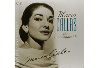 Maria Callas - The Incomparable [Vinyl]