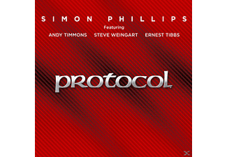 Simon Phillips - Protocol Iii - (CD)