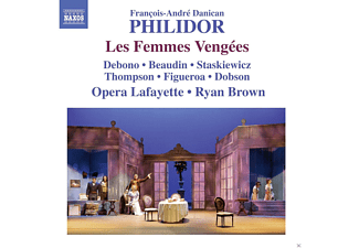 Debono, Beaudin, Brown, Opera Lafayette - Les Femmes Vengees [CD]