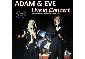 Adam&eve - Live In Concert [CD]