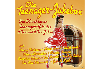 VARIOUS - Die Teenager-Jukebox-50 Hits Der 50er/60er Jahre [CD]