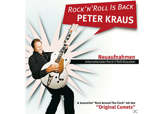 Peter Kraus - ROCK N ROLL IS BACK - (CD)