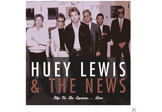 Huey Lewis, The News - Hip To Be Square? Live - (CD)