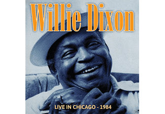 Willie (Dee) Dixon - Live In Chicago-1984 [CD]