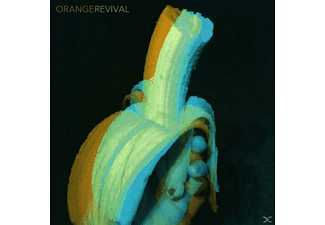 The Orange Revival - Futurecent - (CD)
