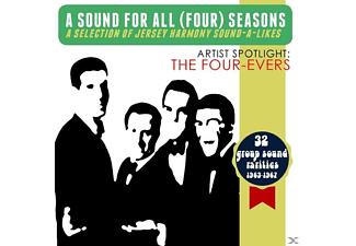 VARIOUS - A Sound For All (Four) Seasons: Jer - (CD)