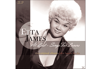 James Etta - At Last!/Sings For Lovers - (Vinyl)