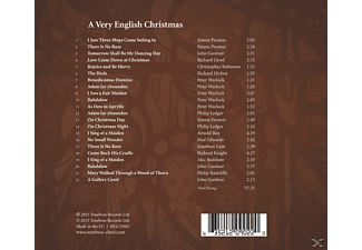 Nigel Short, Tenebrae - A Very English Christmas [CD]