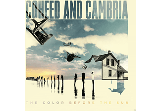 Coheed And Cambria - The Color Before The Sun - (CD)