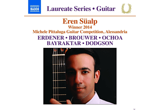 Eren Sualp - Guitar Recital - (CD)