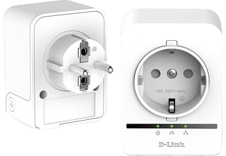 D-LINK PowerLine AV 500 HD Passthrough Starter Kit - (DHP-P509AV)