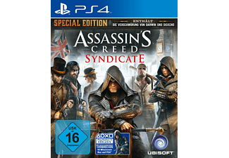 Assassin's Creed Syndicate (Special Edition) [PlayStation 4]