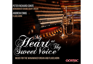 Peter Richard Conte, Andrew Ennis - My Heart At Thy Sweet Voice - (CD)