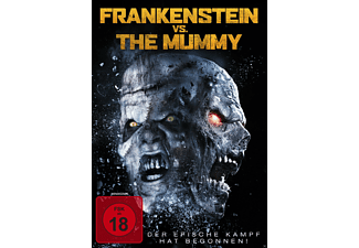 Frankenstein VS The Mummy - (DVD)