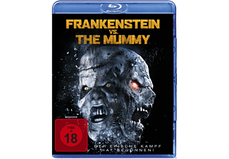 Frankenstein VS The Mummy - (Blu-ray)