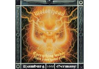 Motörhead - Everything Louder Than Everyone Else [CD]