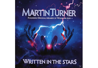 Martin Turner - Written In The Stars - (CD)