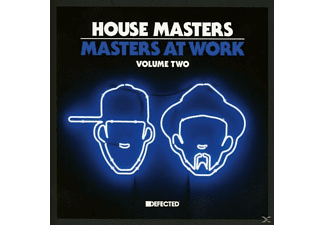 Defected - House Masters-Masters at Work Vol.2 - (CD)
