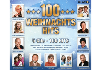 Various - 100 Weihnachts-Hits - (CD)