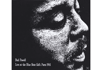 Bud Powell - Live At The Blue Note Cafe Paris 1961 - (CD)