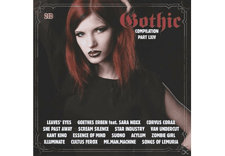 VARIOUS - Gothic Compilation 64 - (CD)