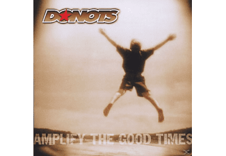 Donots - AMPLIFY THE GOOD TIMES (NEUAUFLAGE) - (CD)
