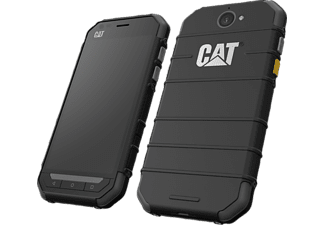 CATERPILLAR CAT S30, Outdoor Handy, 8 GB, 4.5 Zoll, Schwarz, LTE
