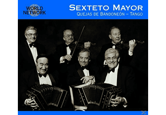 Sexteto Mayor - Argentina [CD]