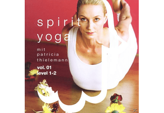 Spirit Yoga-Vol.1 (Level 1-2) - 1 CD - Hörbuch