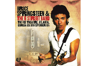 Bruce & The E Street Band Springsteen - The Fox Theatre, Atlanta, Georgia 30th September 19 - (Vinyl)