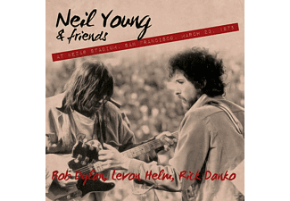 Neil & Friends Young - S.N.A.C.K.Benefit, Kezar Stadium, Sf 23rd March 1 - (Vinyl)