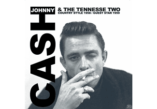 Cash, Johnny / Tennessee Two, The - Country Style 1958 / Guest Star 1959 [Vinyl]