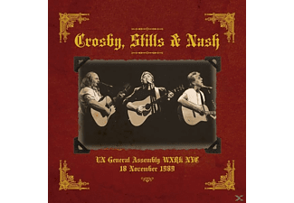Crosby, Stills & Nash - United Nations General Assembly Hall (New York, 18 November 1989) [Vinyl]