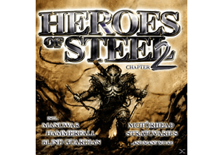 VARIOUS - Heroes Of Steel 2 - (CD)