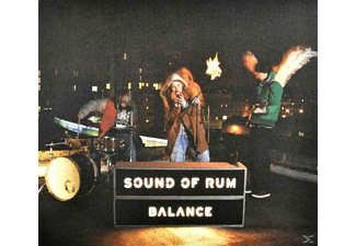 Sound Of Rum - Balance - (CD)