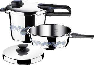 FISSLER Σετ Quattro Blue Dream 8l