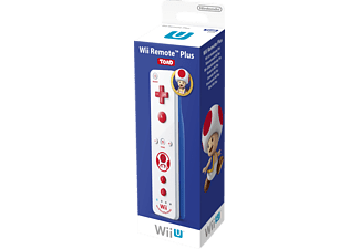 NINTENDO Wii-Fernbedienung Plus Toad Edition, Fernbedienung