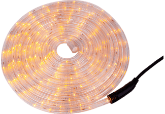 ISY ILG-4010 LED-Lichterschlauch, Transparent
