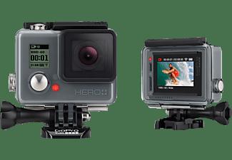 GOPRO Hero+ LCD Action Cam, WLAN, Schwarz