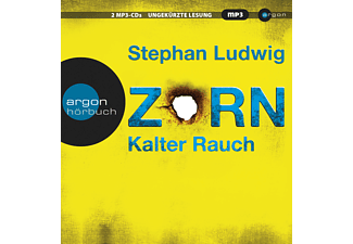 Zorn – Kalter Rauch - 2 MP3-CD - Krimi/Thriller