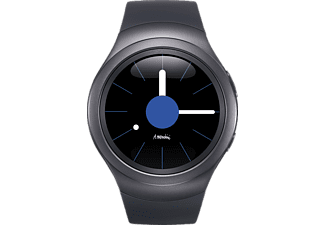 SAMSUNG Gear S2, Smart Watch, Schwarz/Anthrazit